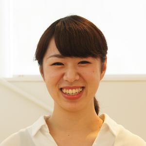相羽枝莉子特任教員写真